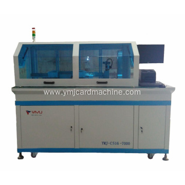 Personalized Full Auto Card Picking and Sorting Machine